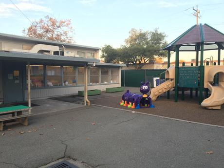 Picture of Martinez Early Intervention Preschool Program Play structure